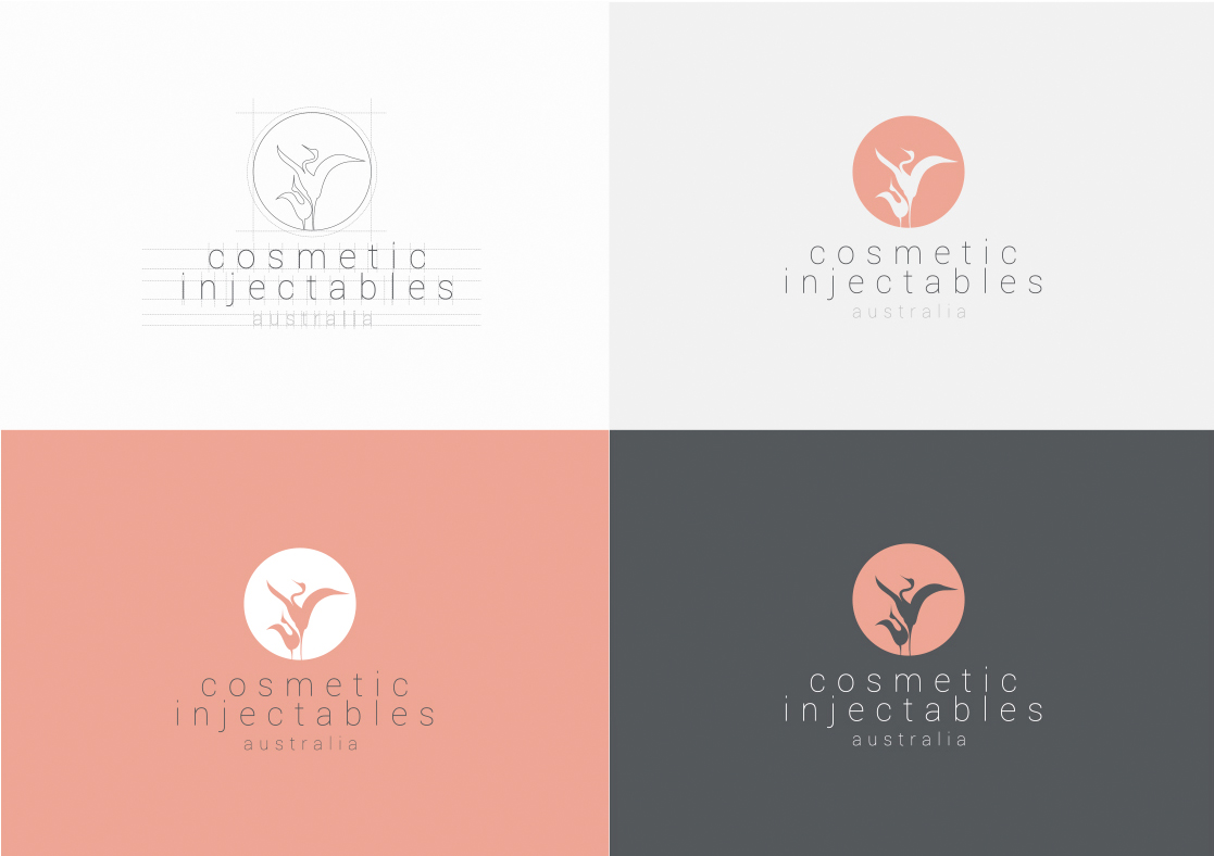 Branding Client industry Cosmetic Injectables